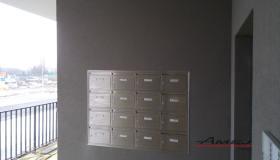 Poštové schránky Amej