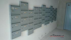 Poštové schránky Amej, Nuppu Bratislava