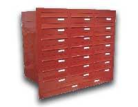Zostavy poštových schránok k zamurovaniu